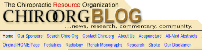 The Chiropractic Resource Organization